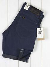 Shorts e bermuda da uomo blu in cotone slim