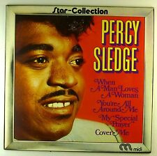 "12"" LP - Percy Sledge - Star-Collection - D630 - cleaned"