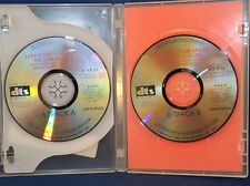 6-track DTS CD-ROM DiscTheatrical Release of Lara Croft: Tomb Raider (2001)