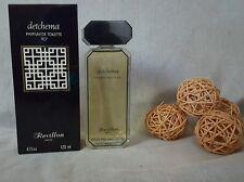 DETCHEMA REVILLON  parfum de toilette 120ml splash,  rare.