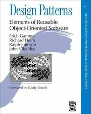 Design Patterns: Elements of Reusable Object-Oriented Software, Erich Gamma