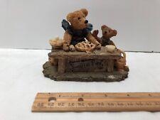 Boyd's Bears & Friends 1993 Justina & M. Harrison Sweetie Pie #2015