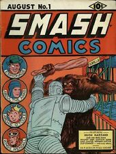 SMASH COMICS GOLDEN AGE COLLECTION PDF FORMAT ON DVD