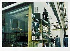"C.J. YAO ""LIQUOR STORE REFLECTION"" 1981   RARE SIGNED SILKSCREEN   25X17""   COA"