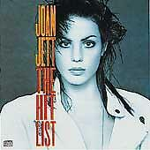 The Hit List by Joan Jett (Cassette, Epic)