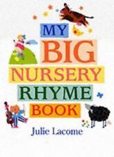 Big Nursery Rhyme Book (Big Board Books),Julie Lacome