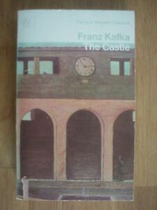 THE CASTLE By Franz Kafka. 9780140012354