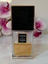 Coco by CHANEL edt spray 22 ml left women perfume