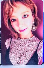 AOA, Angel's Knock, Choa, Photo Card, K-Pop