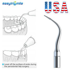 P4d Dental Endodontic Periodontal Ems Ultrasonic Scaler Tips Fits Ems Handpiece