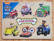 Nickelodeon Paw Patrol Wooden Puzzle