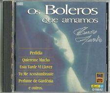 Os Boleros Que Amamos Maeco Aurelio Latin Music CD New