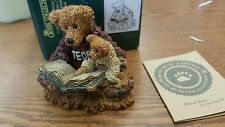 Ted and Teddy Boyds Bears Figurine 2233