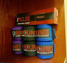 9Round Pulse Heart Rate Monitor & Wraps