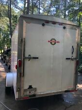 6x12 Enclosed Cargo Utility Trailer 6 x 12
