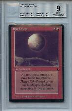 MTG Dark Blood Moon BGS Graded 9.0 (9) Mint Card Magic the Gathering WOTC 4747