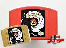 N64 Goldeneye 007 Mario Characters Nintendo 64 Video Game Fan Hack (USA Seller)