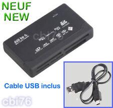 Lecteur de carte mémoire USB pour appareil photo numérique Fuji compact flash