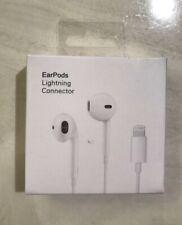 OEM Apple iPhone 7,8, X, XS, XR, XS MAX Genuine EarPods Headphones Lightning New