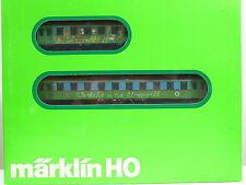 Märklin 4190 - DB Umweltzug mit 3 Eilzugwagen