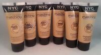 NYC Skin Matching Foundation You Choose BUY 2 GET 1 FREE ADD 3 TO CART