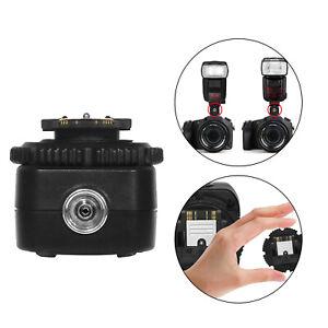 TF 334 Pixel Blitzschuh-Adapter mit PC-Anschluss für Sony für Canon für