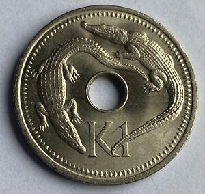 Papua New Guinea 1 Kina 1975 (KM#6)