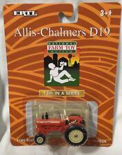 ERTL  Allis Chalmers D-19 Wide Front 1/64 NIP
