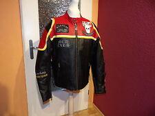 Motorradjacke Bikerjacke Lederjacke TEI PAN NOBLE HOUSE Cafe Racer 54