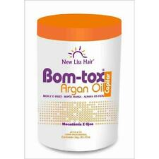 BOM TOX LISS HAIR ARGAN OIL SMOOTHING TREATMENT 1 KG