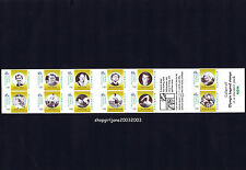1998 - Australia - Australian Legends Olympics Olympic - booklet of 12 - MNH