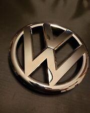 Volkswagen VW Golf Mk6 GTI TSI TDI R20 Front Grille Emblem Chrome 2010-2014
