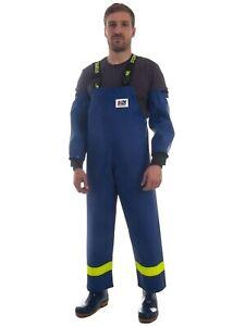 Stormline Commercial Fishing Oilskin PVC Armsleeves, adjustable neoprene cuff