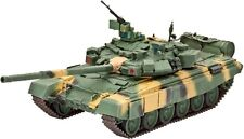 Revell of Germany [RVL] 1:72 Russian Battle Tank T-90 Plastic Model Kit RVL03190
