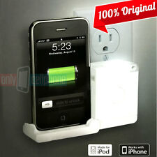 for iPod Touch 4th 3rd 2nd 1st Scosche Home Travel Wall Charger with nightlight