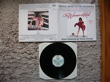 Stevie Wonder The Woman In Red Vinyl 1984 Motown 1st Press LP A1/B1 Matrix EXC