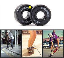 8pcs ABEC-11 608 2RS Ceramics Skateboard Bearings Fancy Street Cruise Longboard