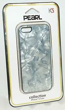NEW K3 Apple iPhone 5 5s SE Smart Phone PEARL OYSTER Travel Case protective