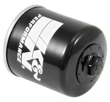 New Motorcycle Powersports ATV SUV Trucks Top High Performance Oil Filter Black