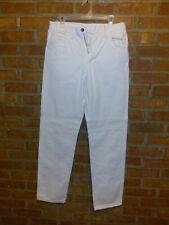 Rustler By Wrangler Men's 32 X 34 White Denim Jeans