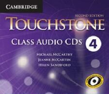Touchstone, Level 4 by Michael McCarthy (2014, CD, Revised)