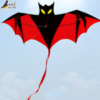 NEW 1.8m 70-In Vampire Bat Windsock or Kite easy to fly Outdoor fun Sports