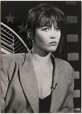 Sophie Marceau, original 1989 Camera Press photo