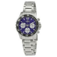 Invicta Pro Diver Lady Chronograph Purple Dial Ladies Watch 25748