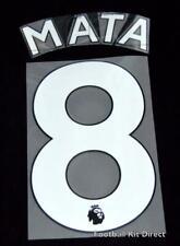 Manchester United Mata 8 Football Shirt Name Set Sporting ID 2017/18/19