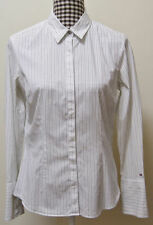 Tommy Hilfiger Long Sleeve Casual Striped Tops & Blouses for Women