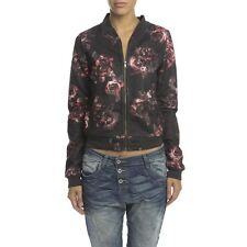 Only Women's Rose L/Sleeve Zip Cardigan Jacket Size 12-14 BNWT RRP £43.95 Black