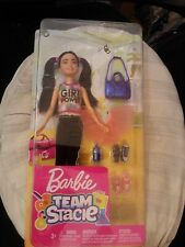 2019 MATTEL~BARBIE-TEAM STACIE~TAP DANCE & BALLET PLAYSET~W/ ACCESSORIES~NIP