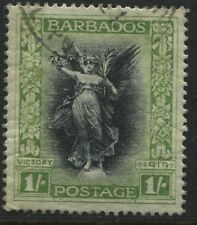 Barbados 1920 Victory 1/ used