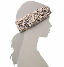 Steve Madden - Chunky Confetti Knit Headband (Blush)
